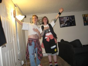 Bill and Ted Halloween