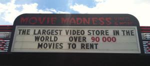 Movie-madness-sign